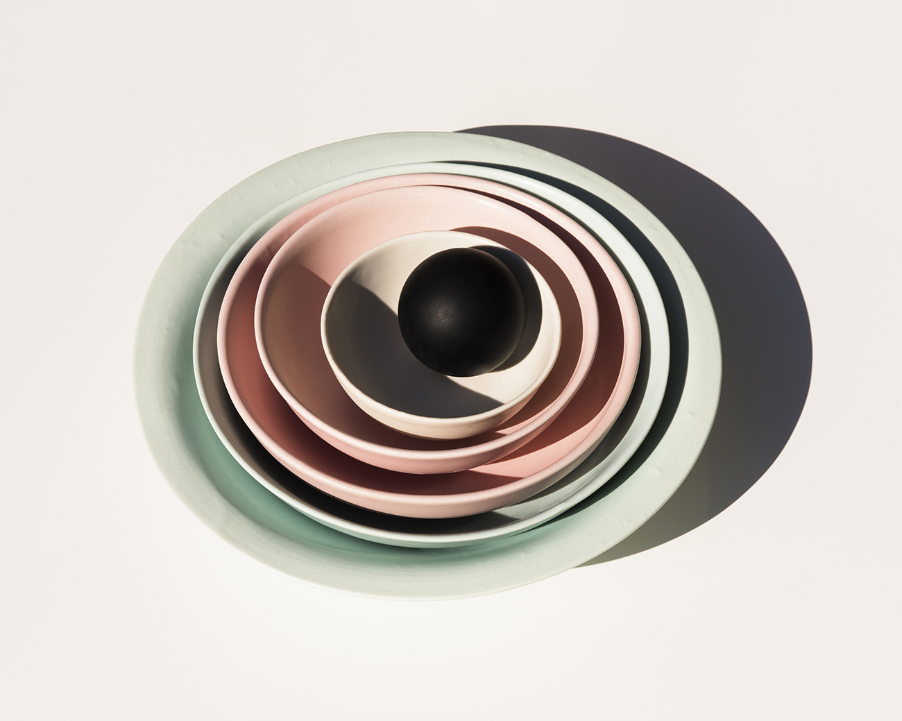 The Candy-Colored Ceramics Collection We're Coveting