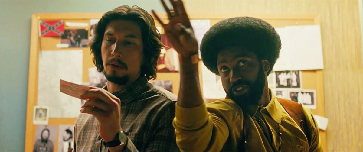 Adam Driver and John David Washington. (image via pacificstandard)