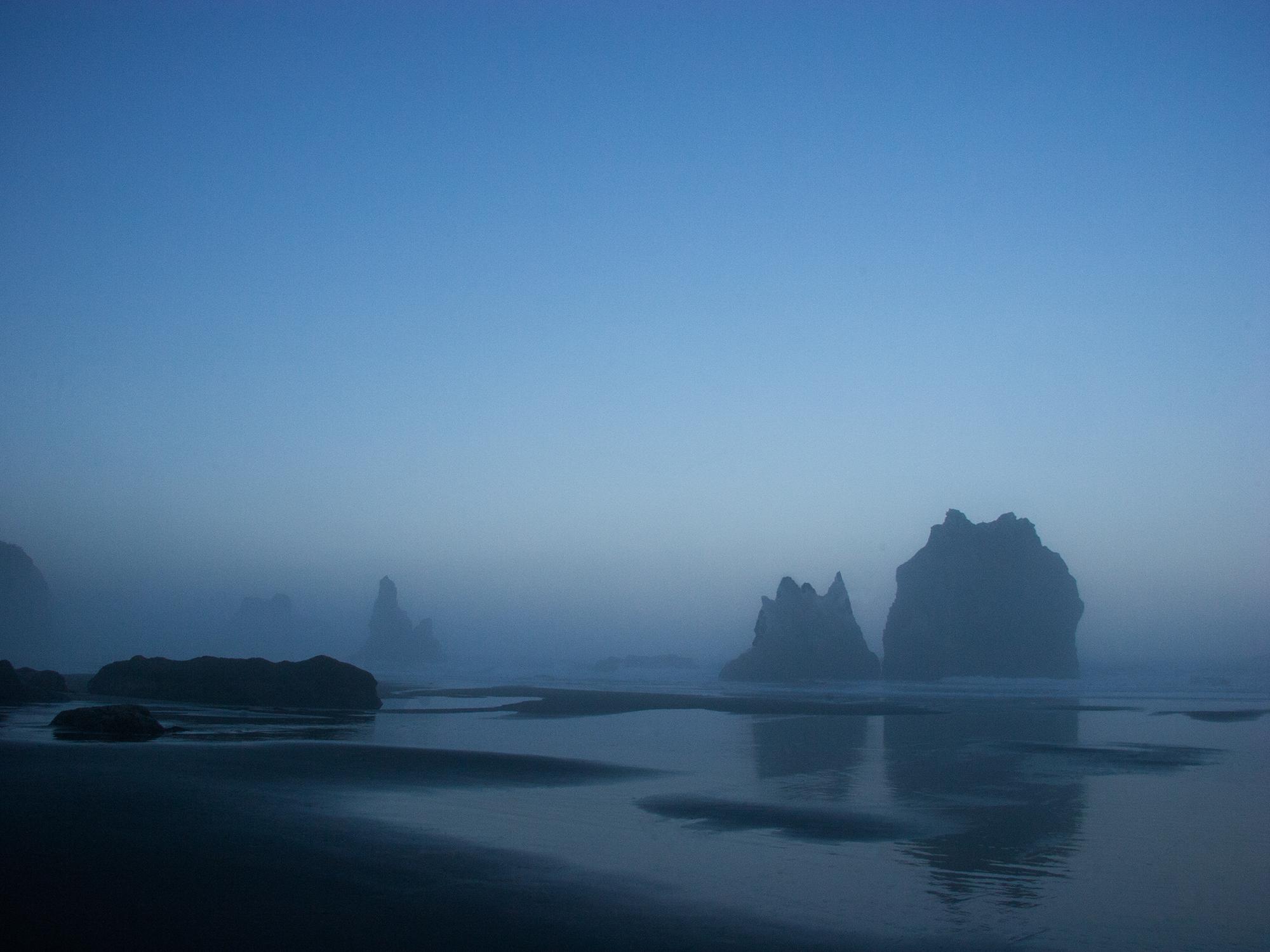 China Beach at Dawn