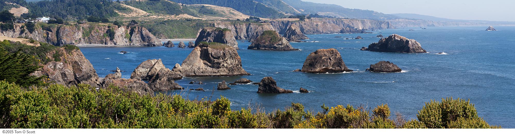 Coastline North of Salt Point