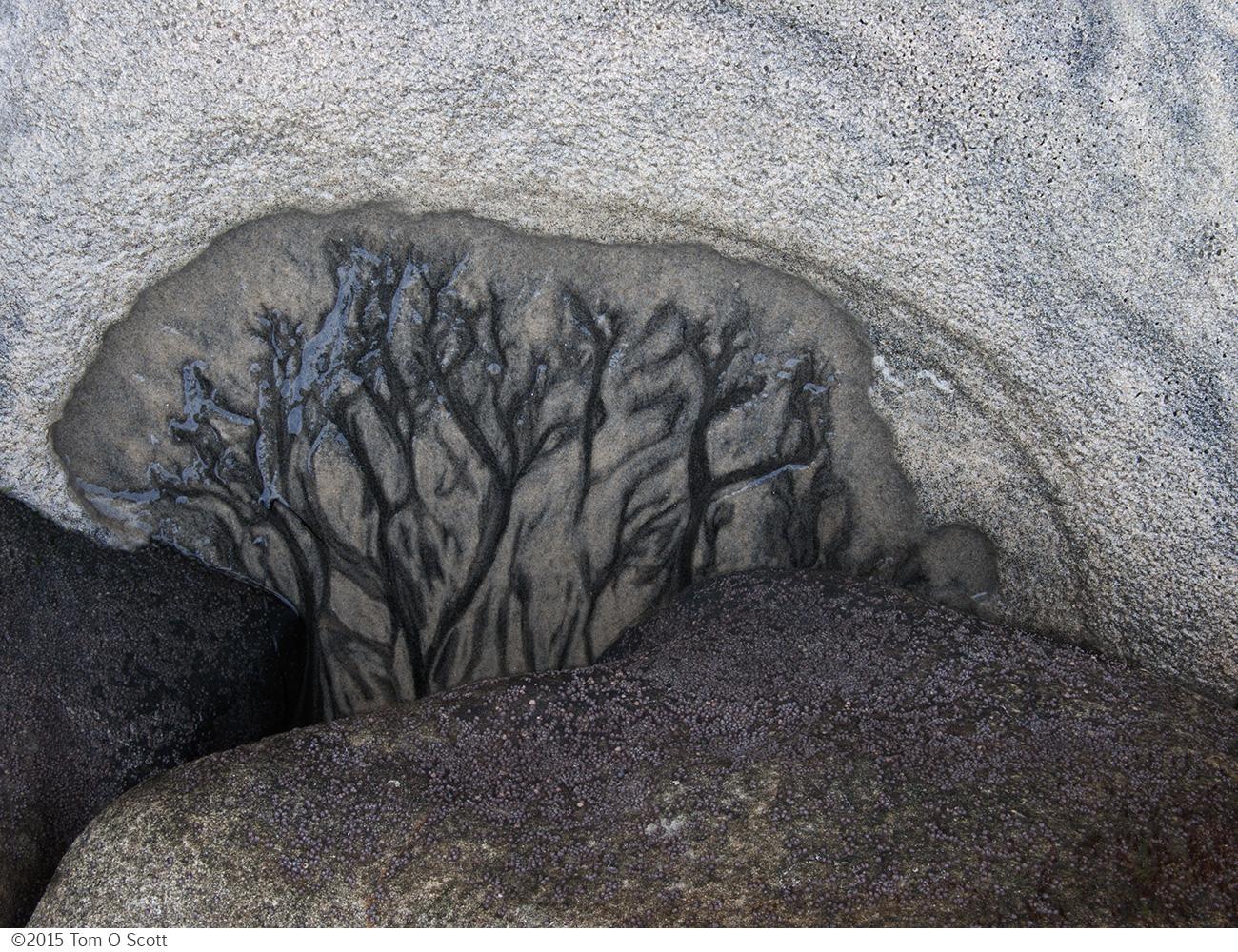 Grotto at Sunrise