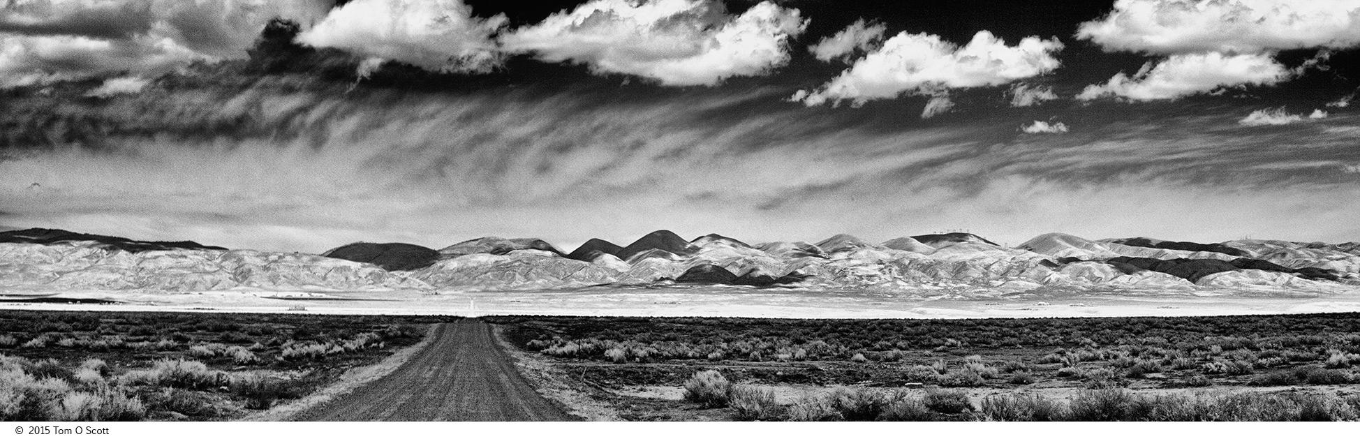Carrizo Plain Panorama