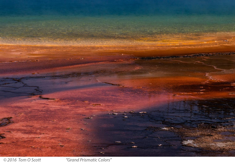 Grand Prismatic Colors