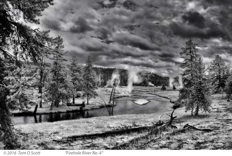 Firehole River No. 4