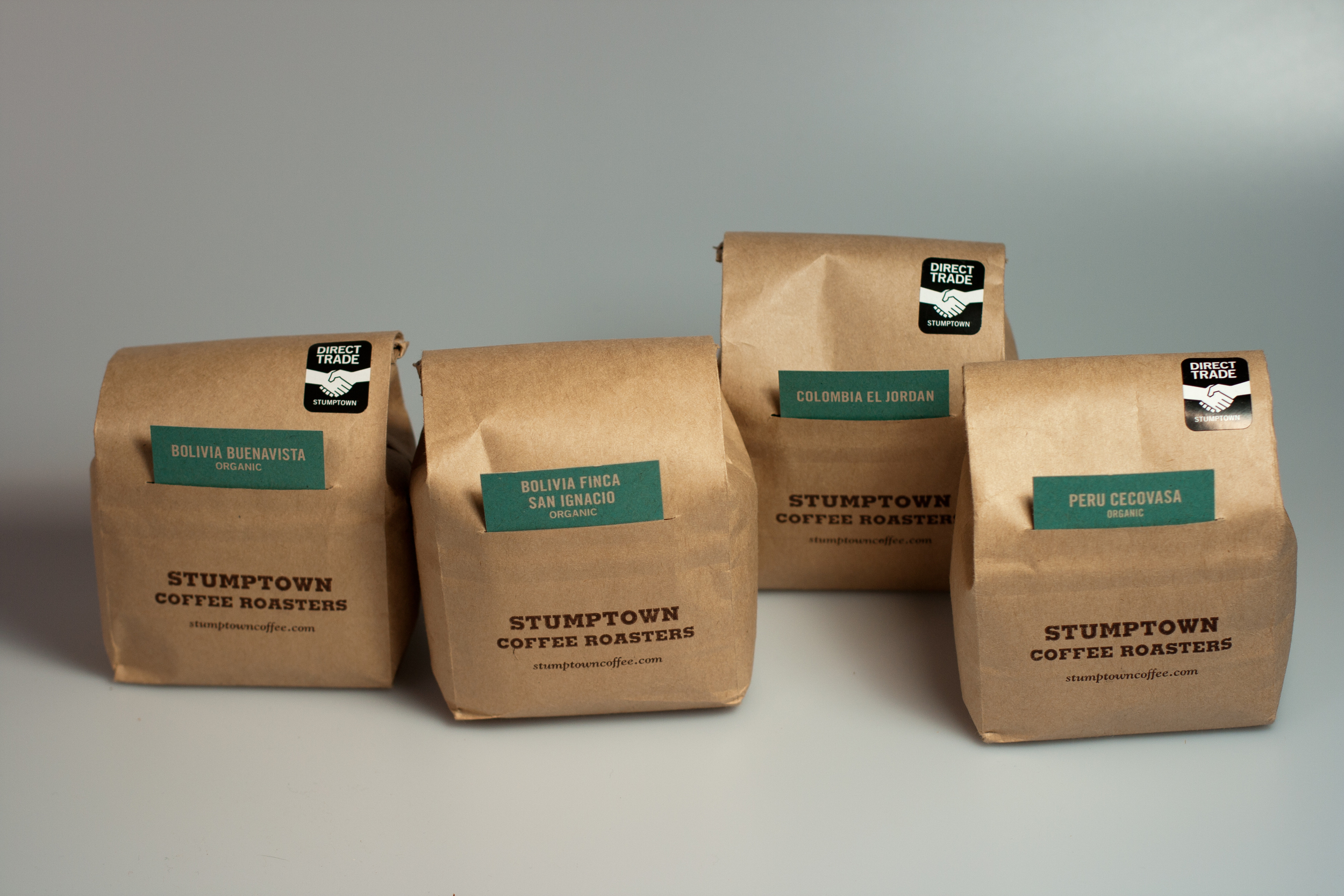 Stumptown New Latin Coffee