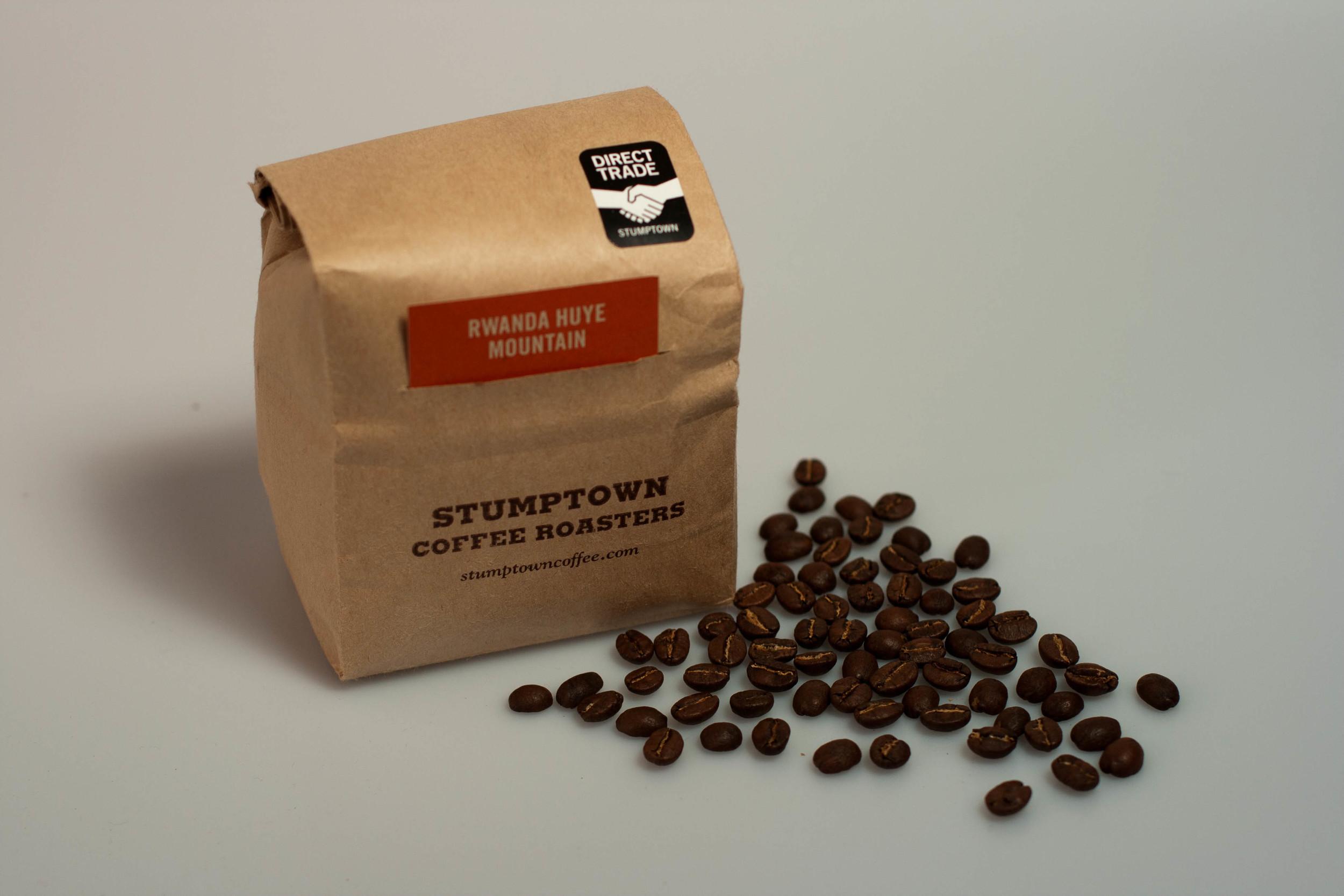 Stumptown Coffee Rwanda Huye Mountain Direct Trade