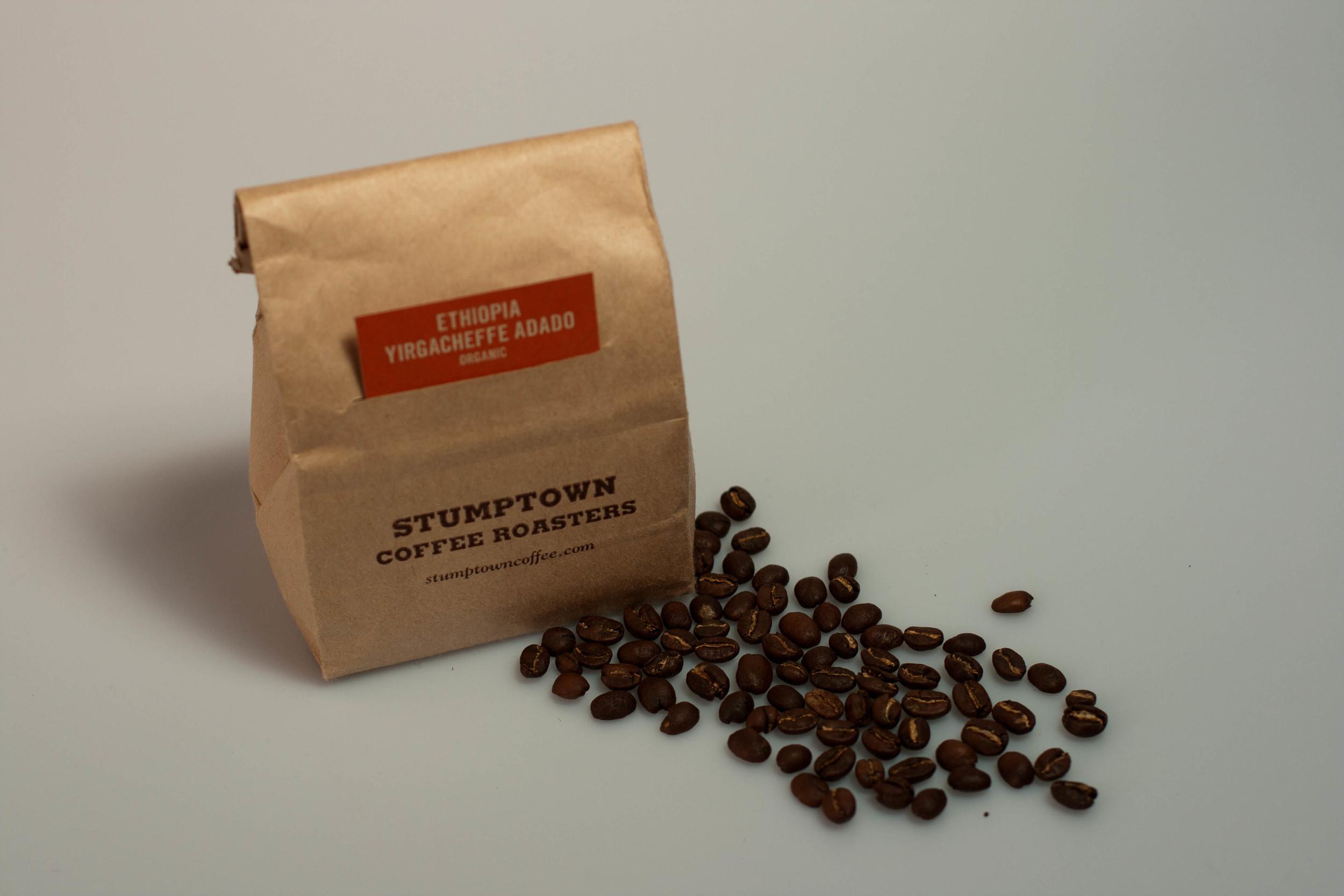 Stumptown Coffee Ethiopia Yirgacheffe Adado Organic