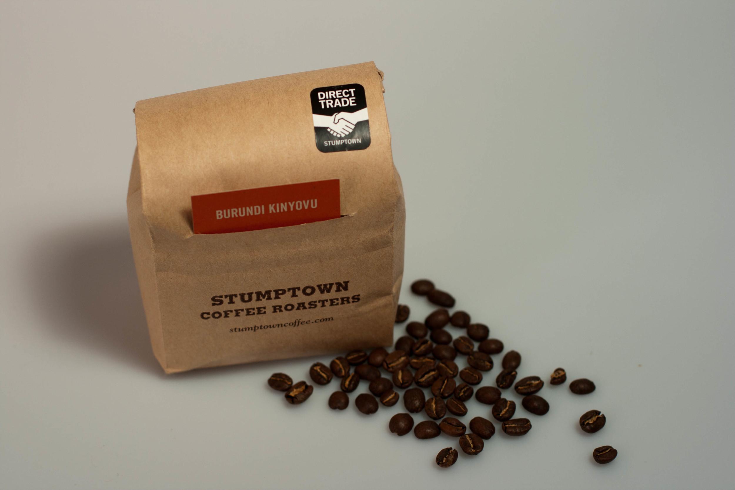 Stumptown Coffee Burundi Kinyovu Direct Trade