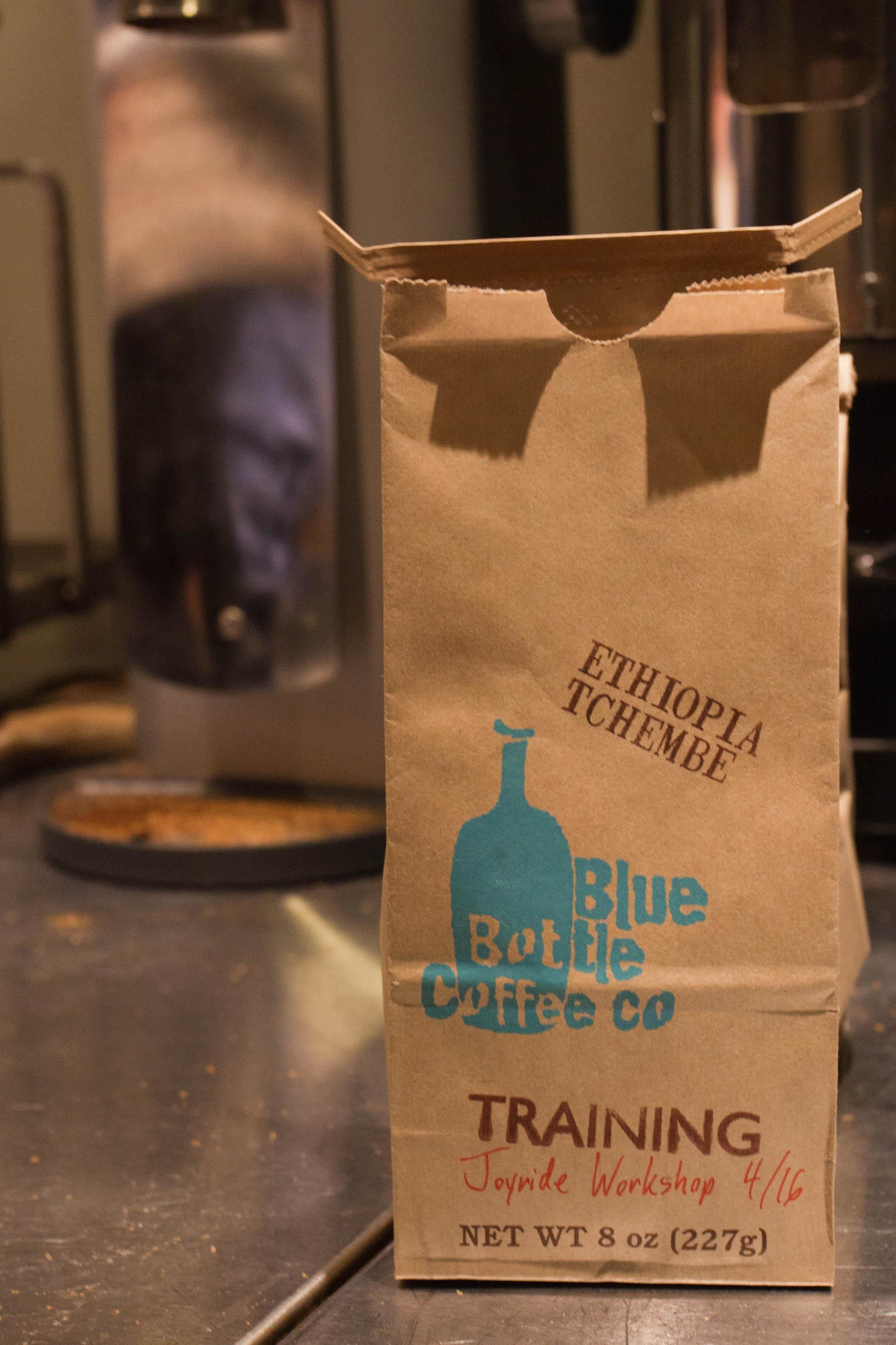 Blue Bottle Office Coffee