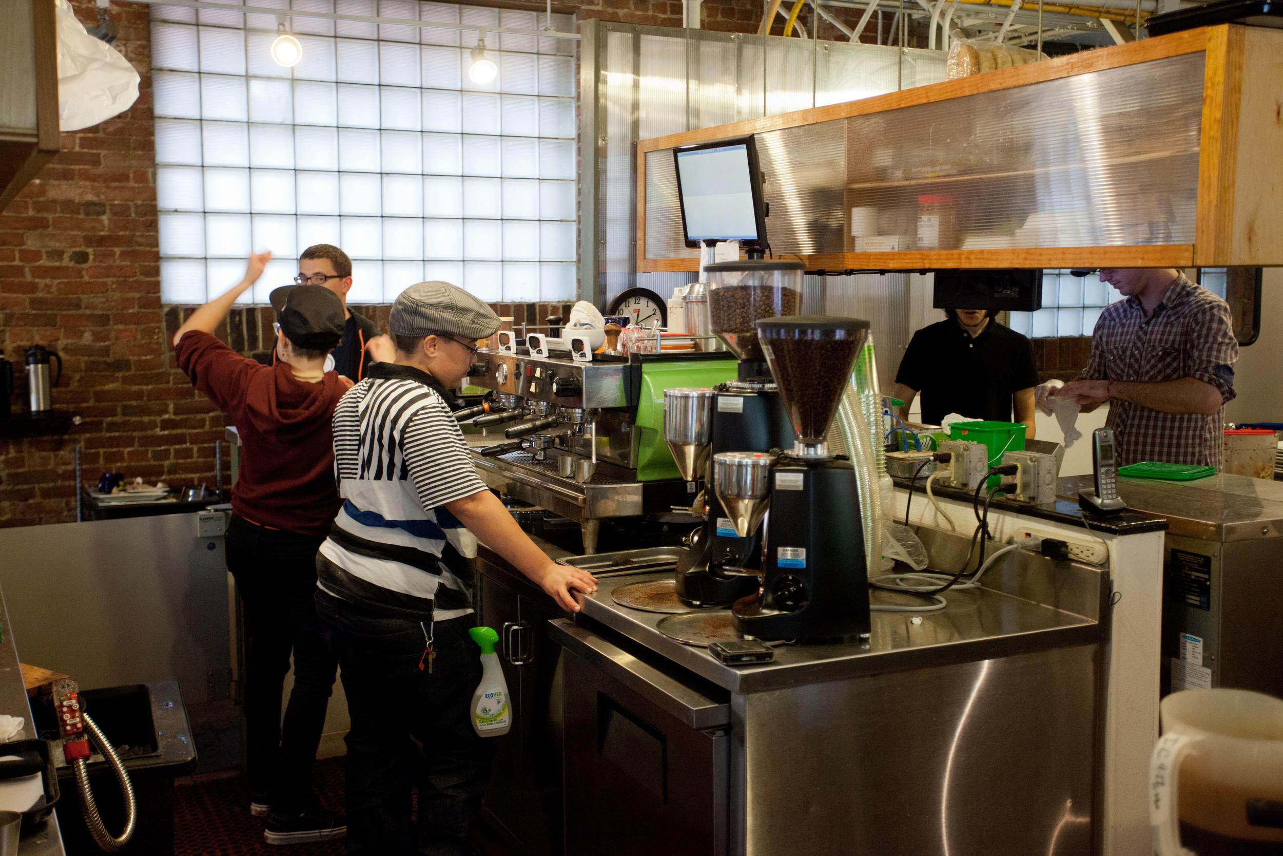 Bloc 11 Cafe