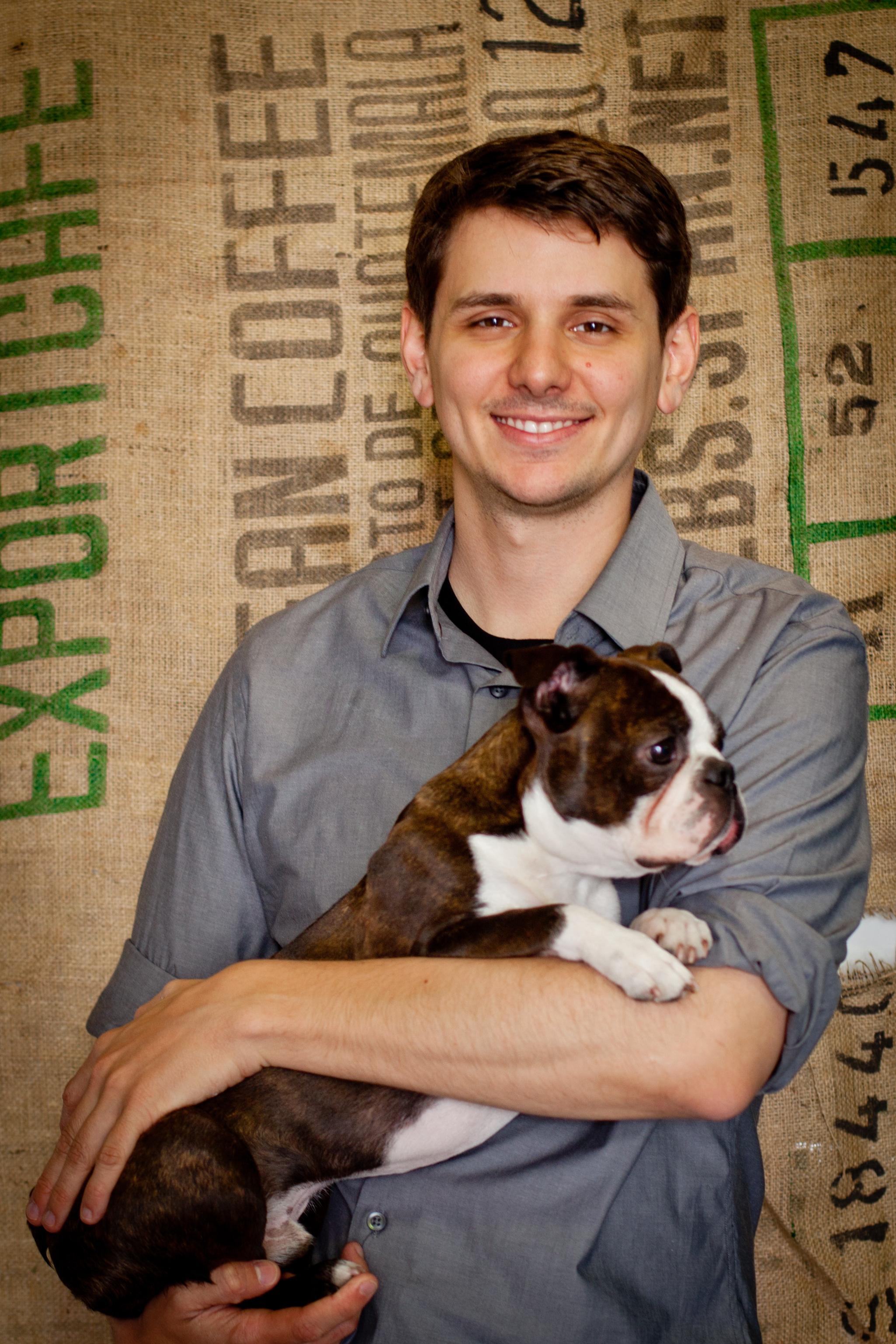 Adam Belanich Joyride Coffee