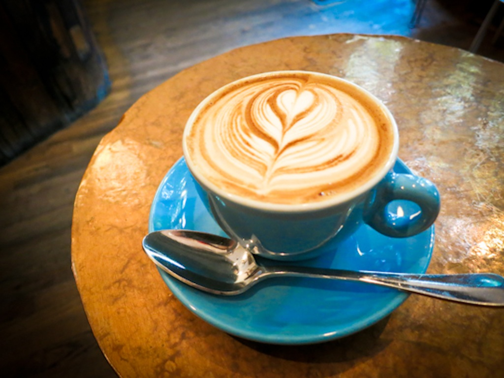 Joyride Coffee, Bluebird Coffee