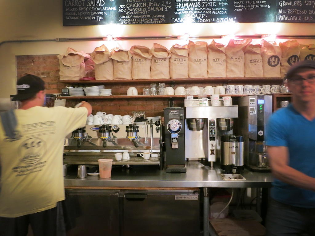 Joyride Coffee, Birch Coffee