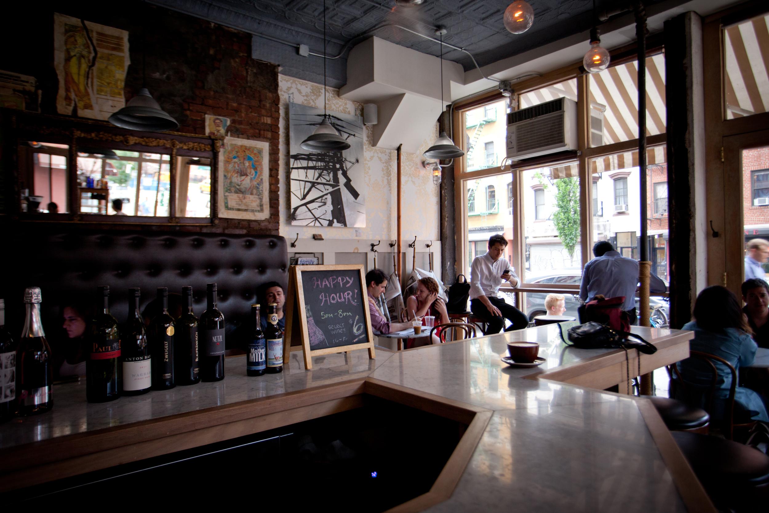 Joyride Coffee, OST Café