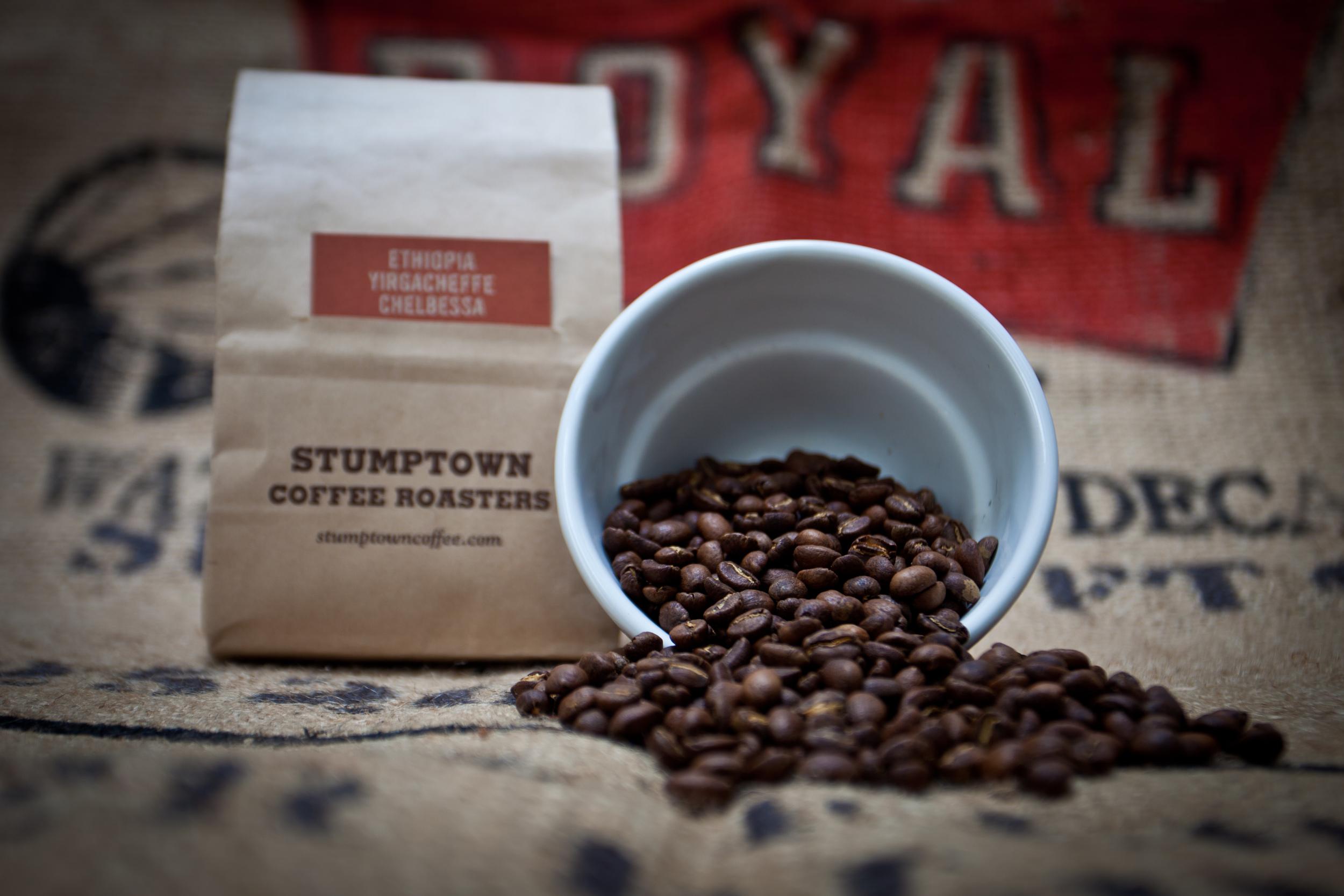 Stumptown Coffee, Stumptown Office Coffee, Ethiopia Chelbessa