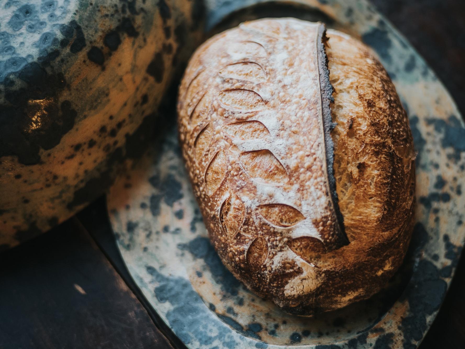 Kenyérsütő edény készítő és kovászos kenyérsütés -