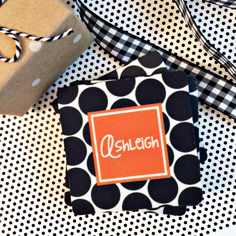 damask coaster set paperdoll designs