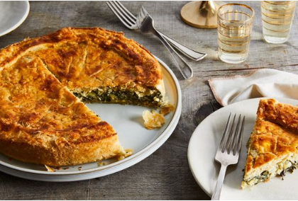 Why Peruvian Swiss Chard Pie Is Always on My Christmas Eve Table