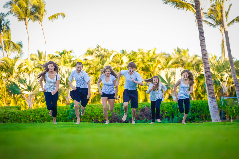 Fun Family Photography Hawaii