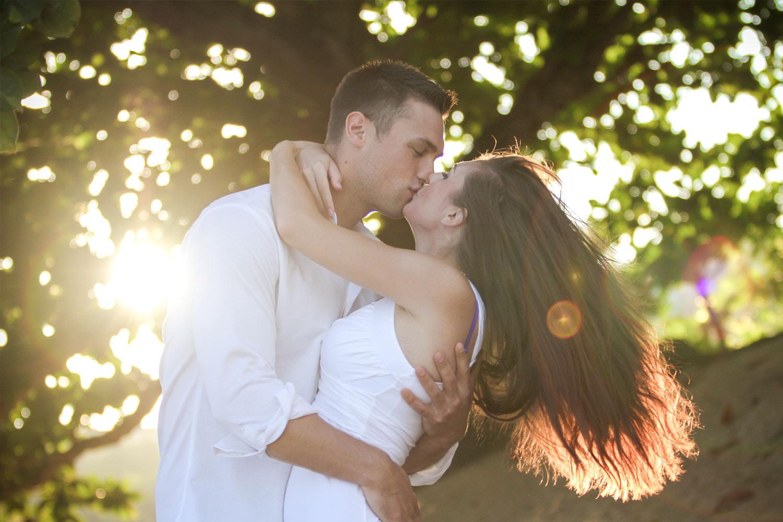 Romantic Couple Photo shoot Kauai