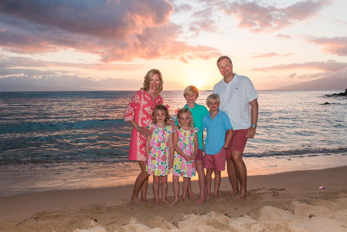 Sunset Photography Lahaina