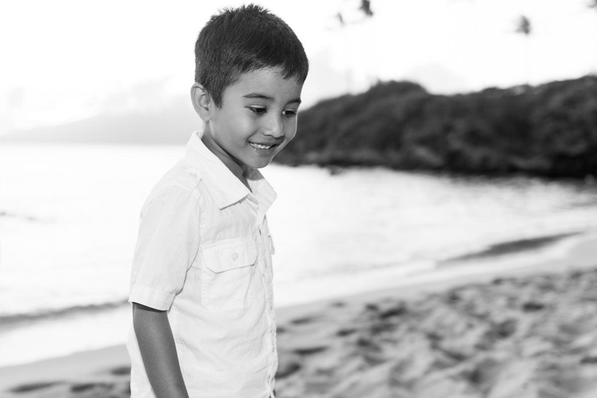 Cute photo session Maui