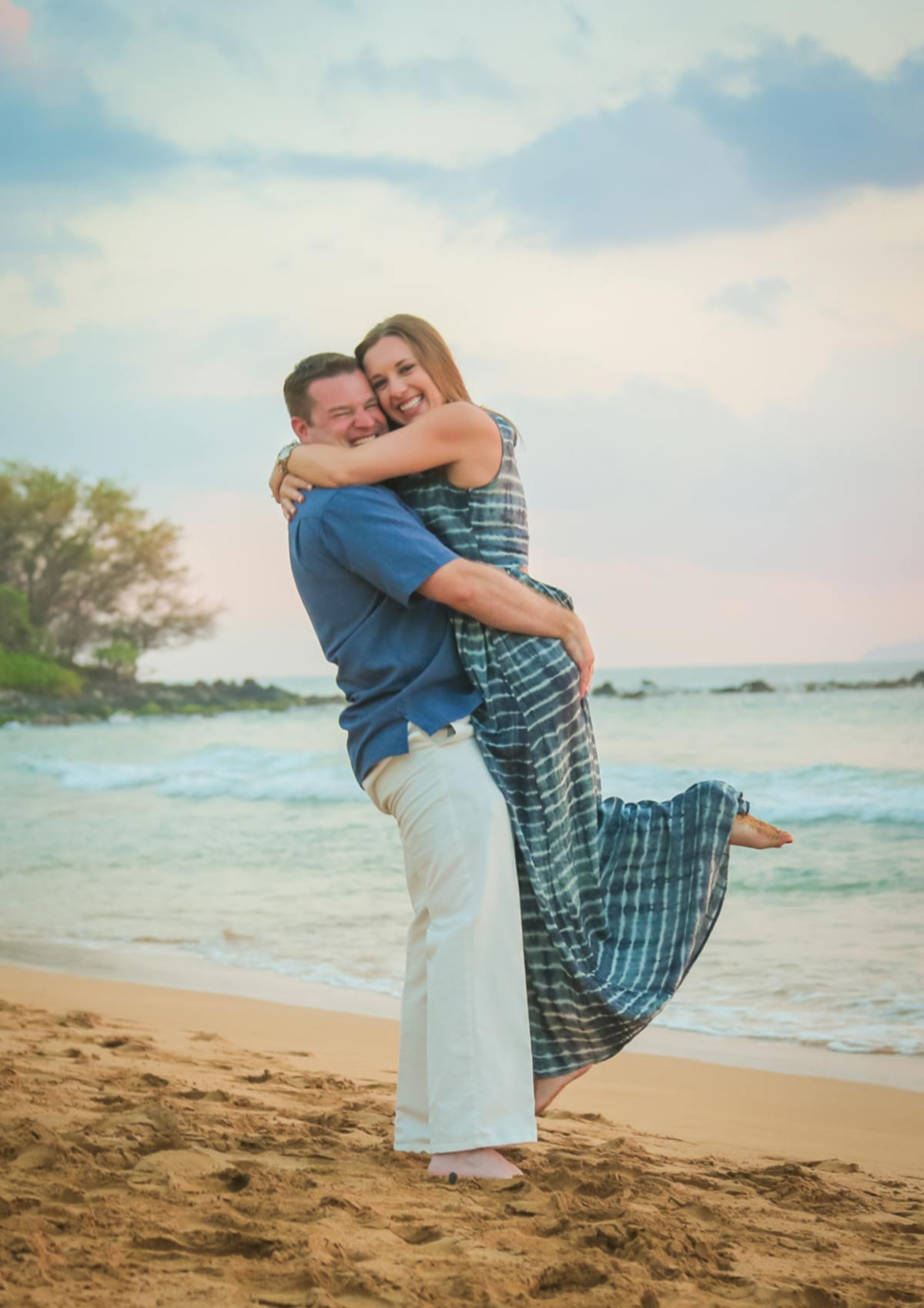 Romantic Couple Photography Session Maui