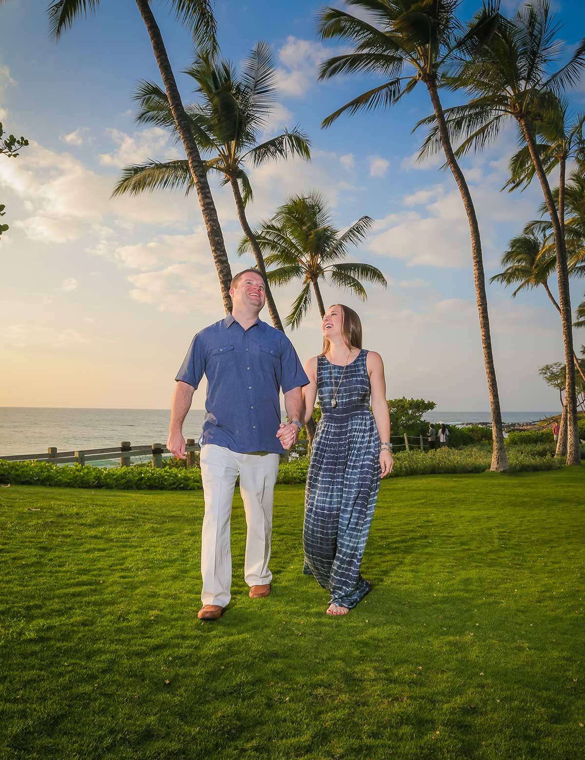 Candid Couple Photographer Maui
