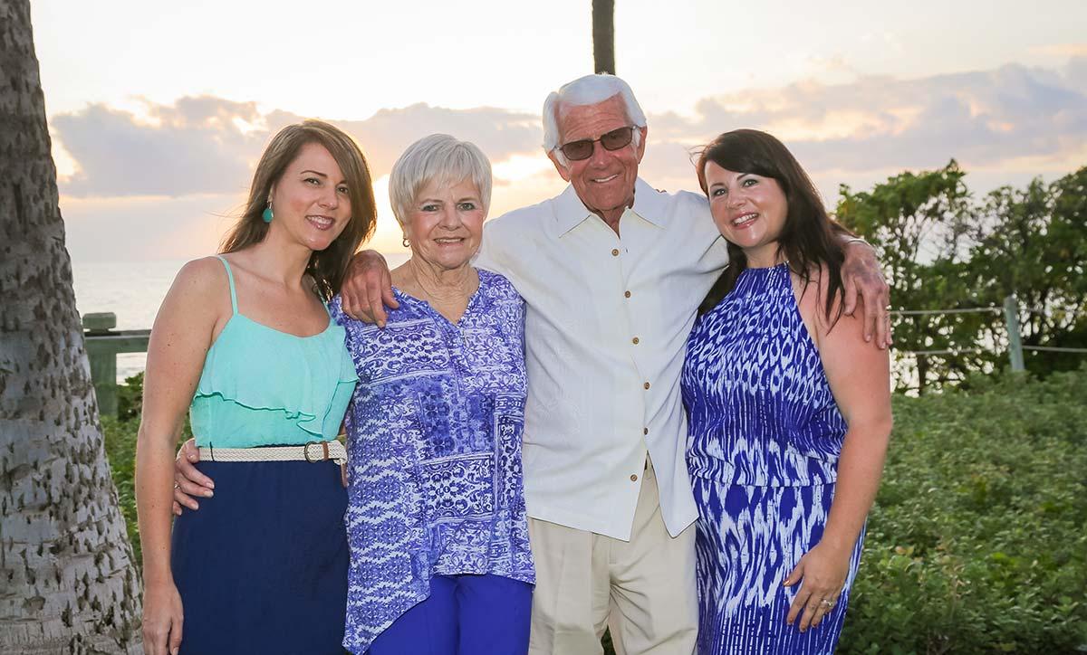 family photo session maui