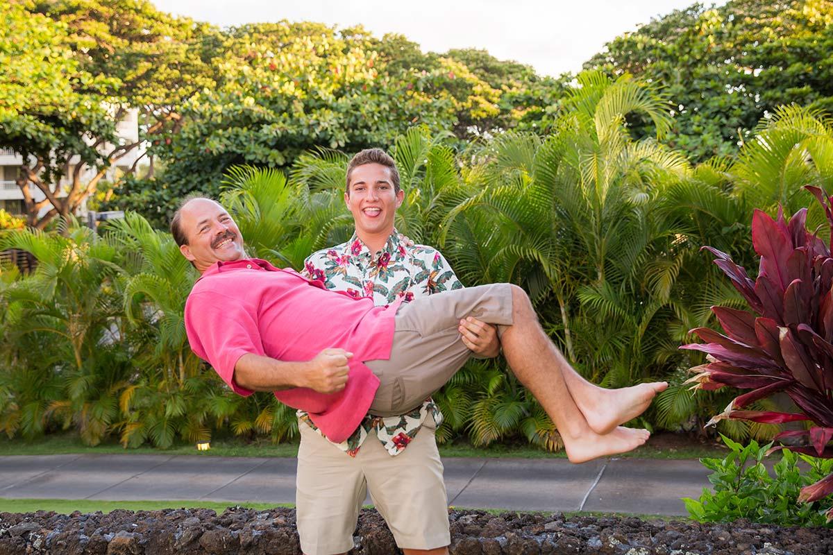 Fun Family photography Maui