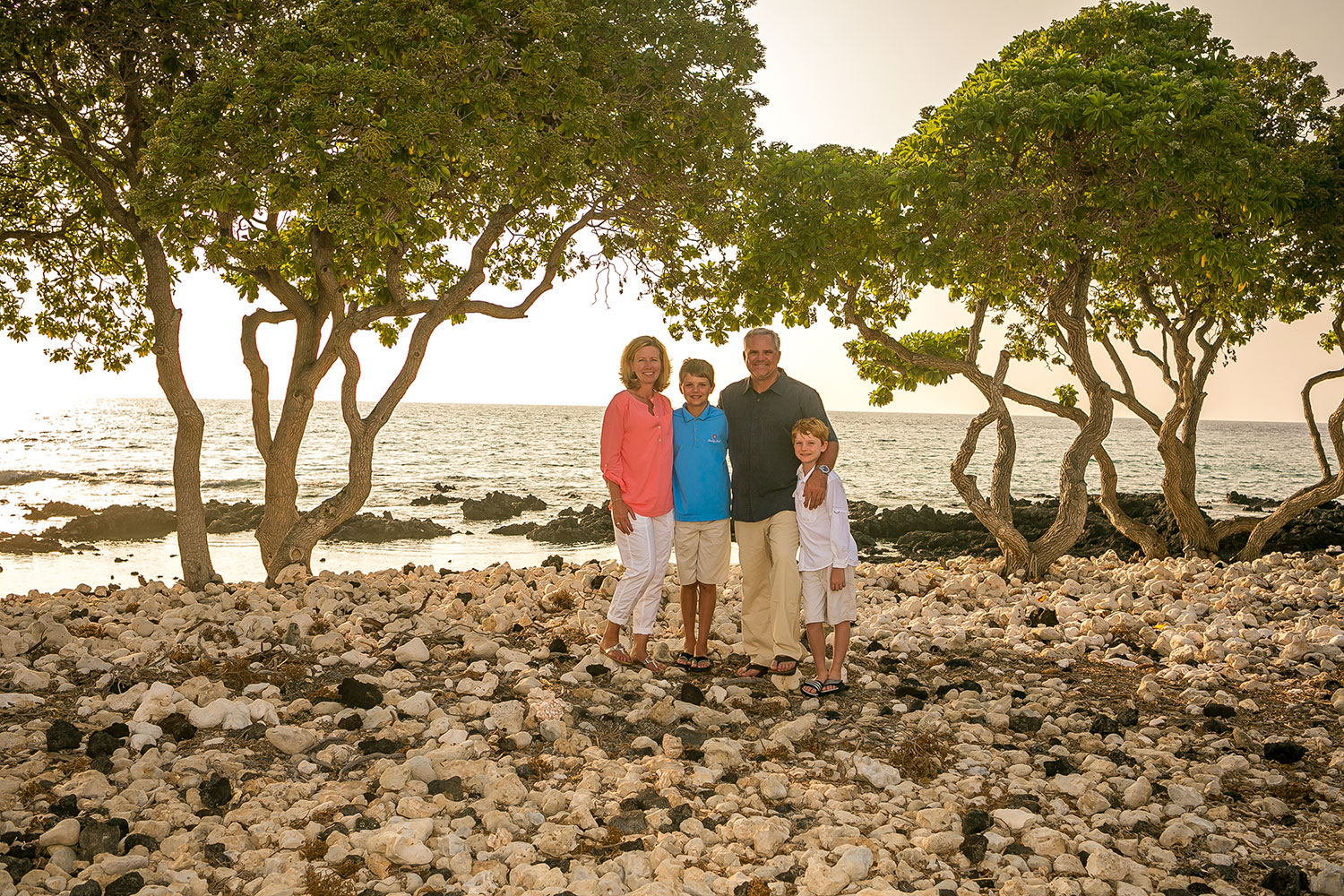 Family Photography Big Island Hawaii