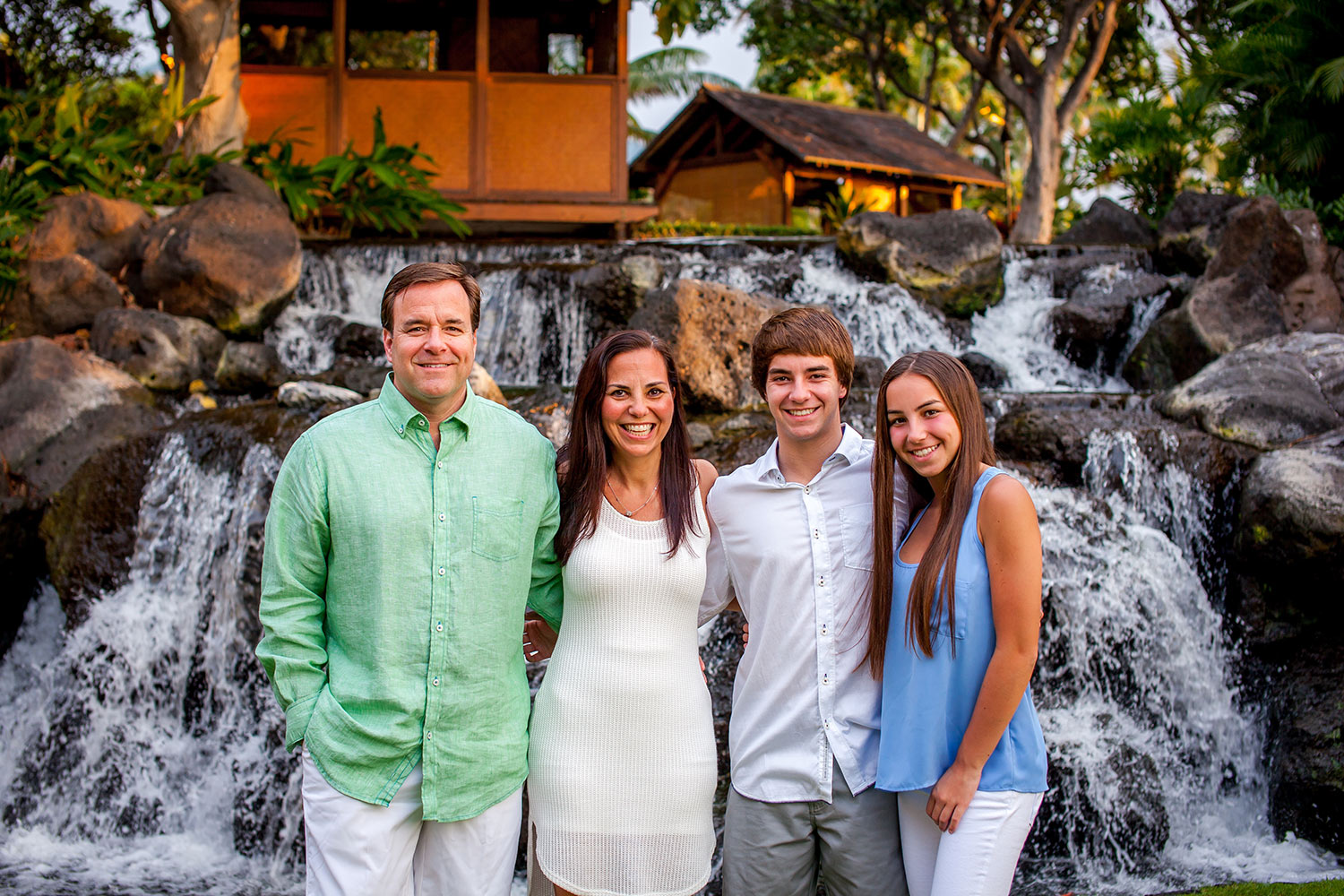 Family portraits Hawaii