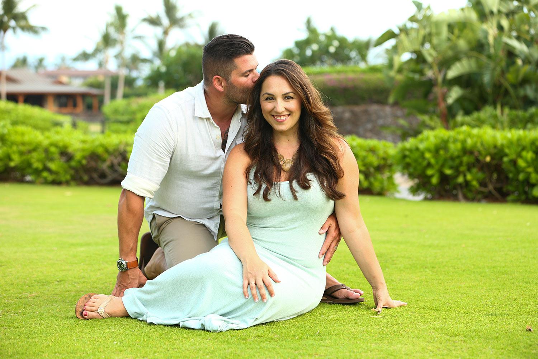 Couple photography Waimea, Hawaii