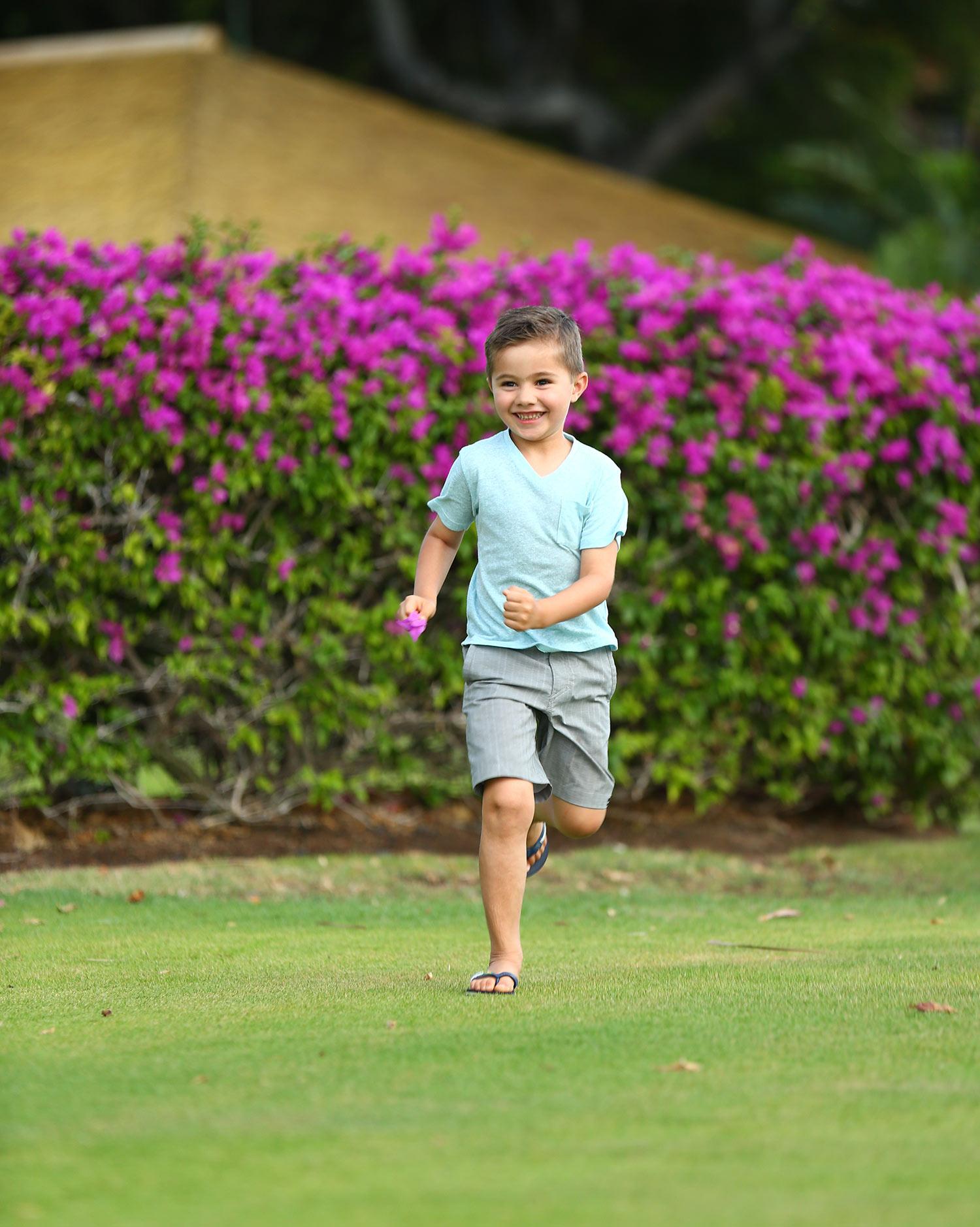Kid photography Waimea