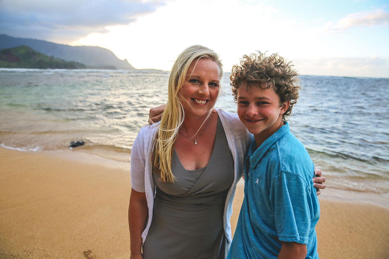 Family Photography Kauai, Hawaii