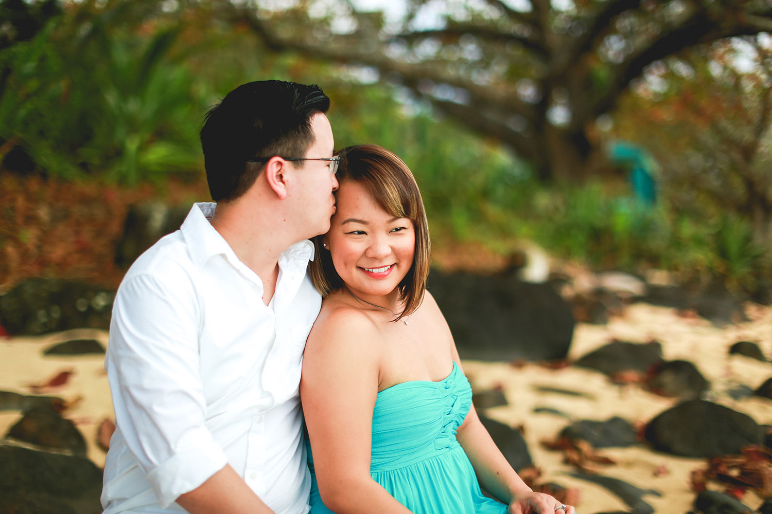 Couple Photography Princeville