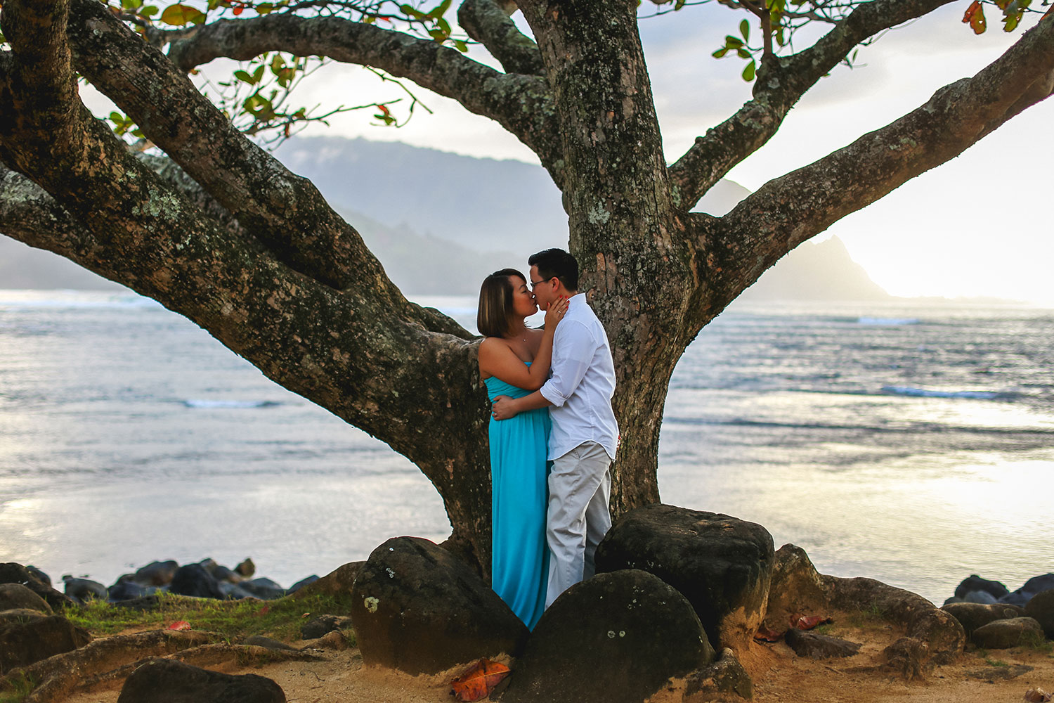 Couple Photo shoot Princeville