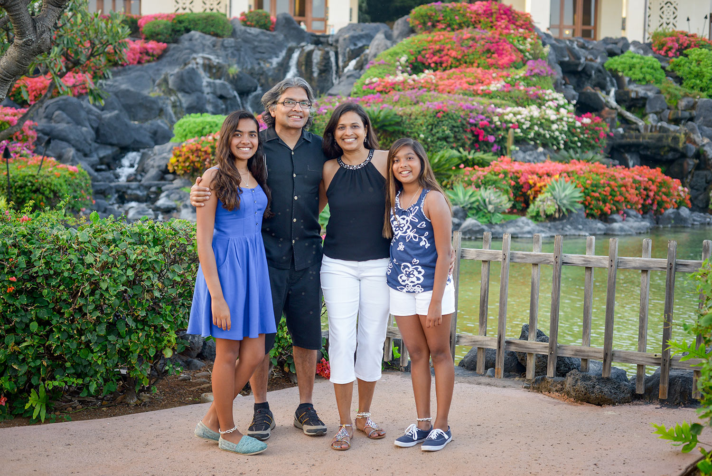 Family photographer Kaloa