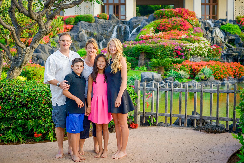 Vacation photography Kauai