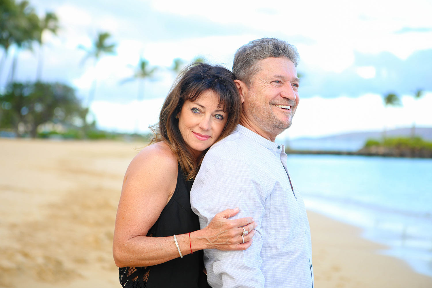 Couple photo shoot Honolulu