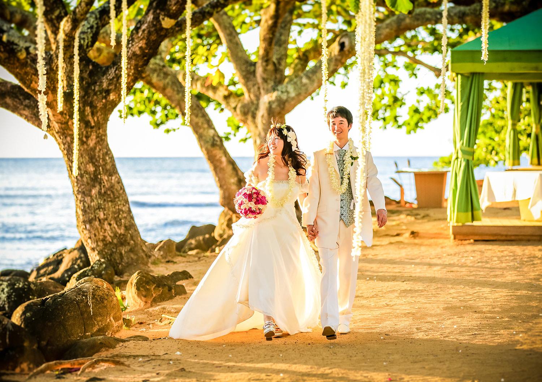 Wedding Photographer Kauai