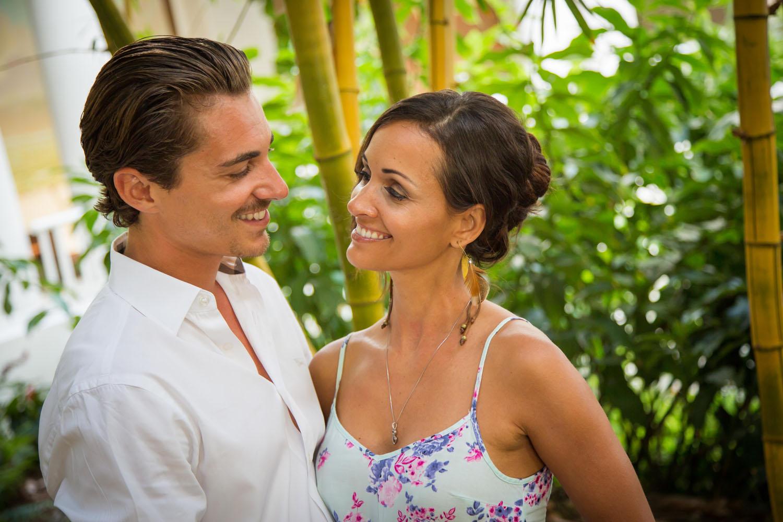 Couple photo session Kauai