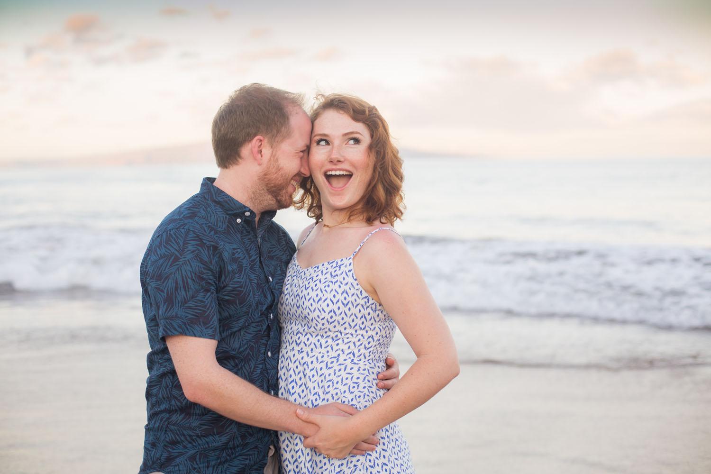 Couple photo shoot Hawaii