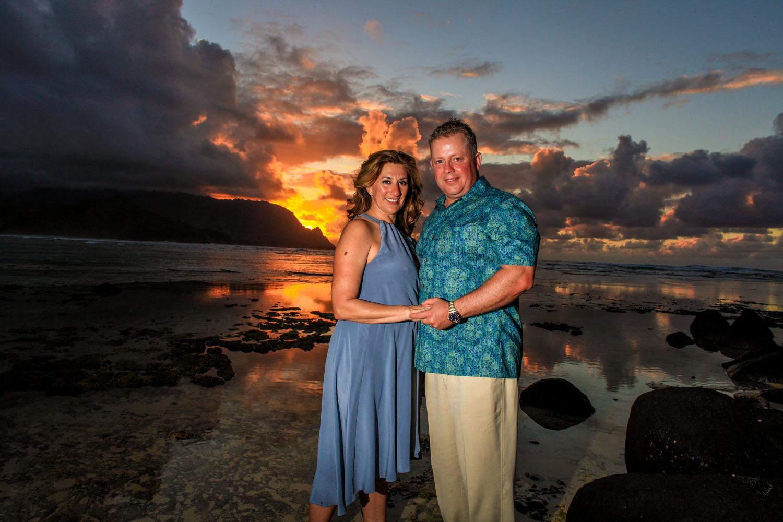 skilled couple photographer Maui