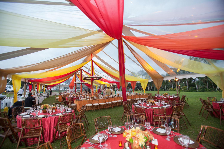 Wedding Setup Maui