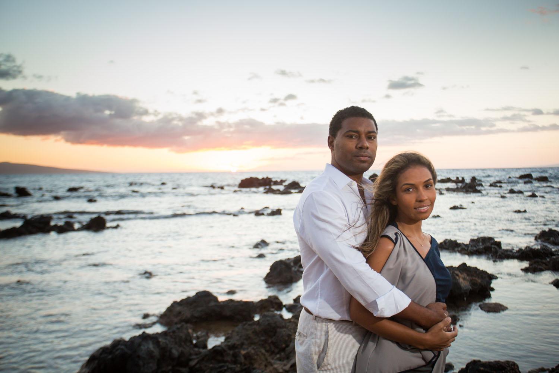 couple photography Maui