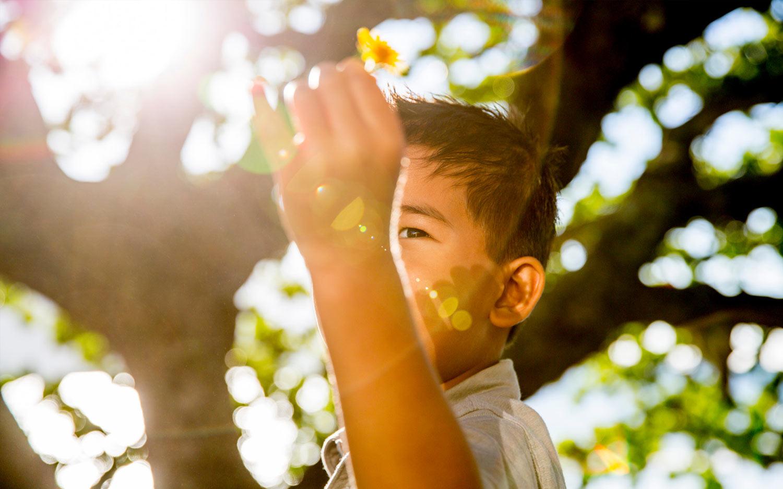 Kid photo session Honolulu