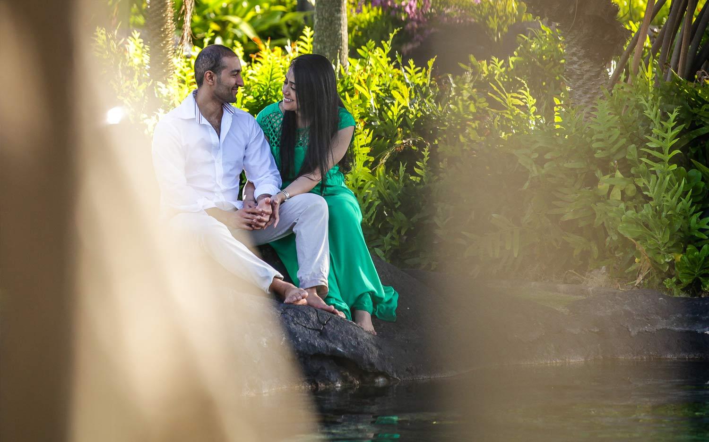Romantic Photo shoot Hawaii