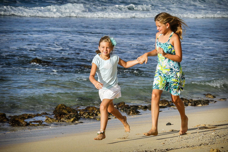 Family photographer Kauai