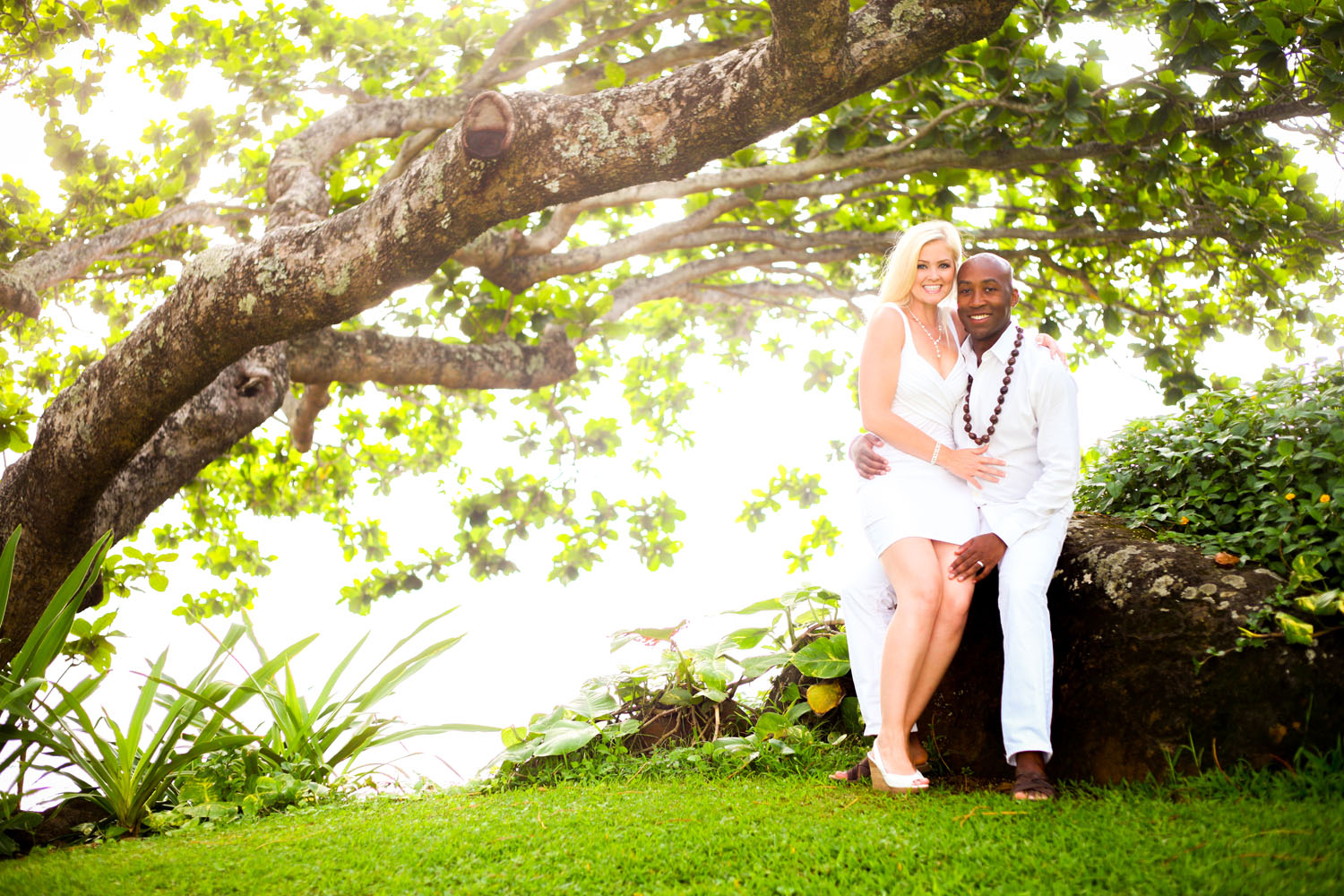 Couple photographer Kauai